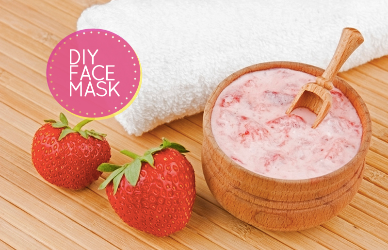Diy Yogurt Oat Fruit Honey Mask Faithgirlz