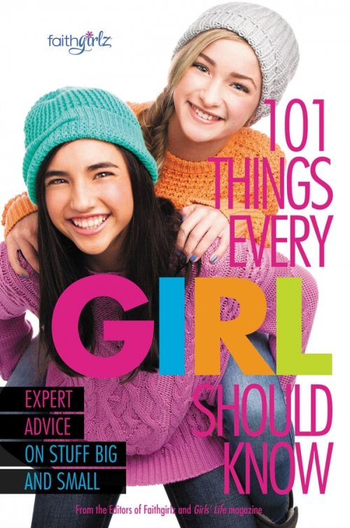 101-Things-Every-Girl-Should-Know