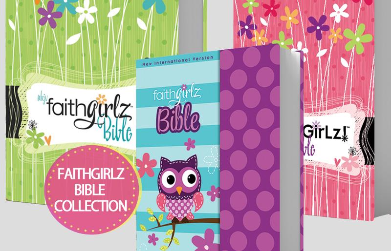 The Faithgirlz Bible Collection