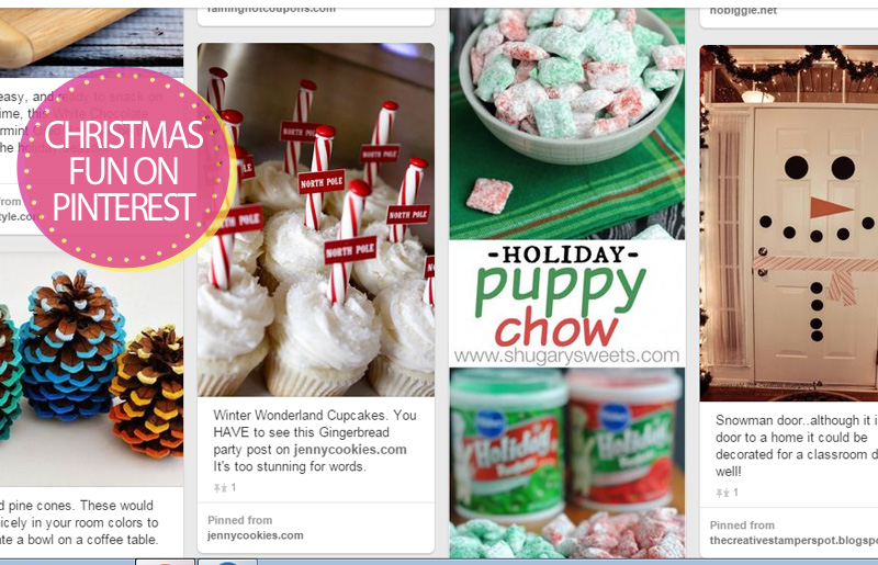 Christmas Fun on Pinterest