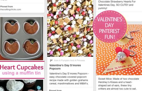 Valentine's Day Pinterest Day