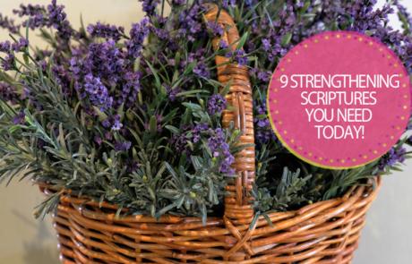9-strengthening-scriptures