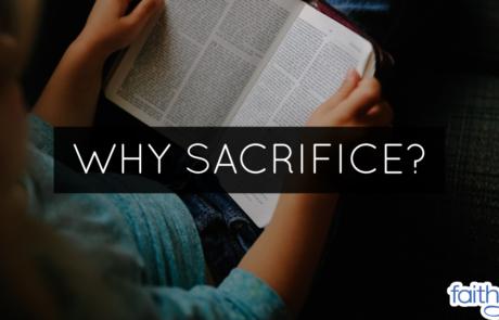 WhySacrifice